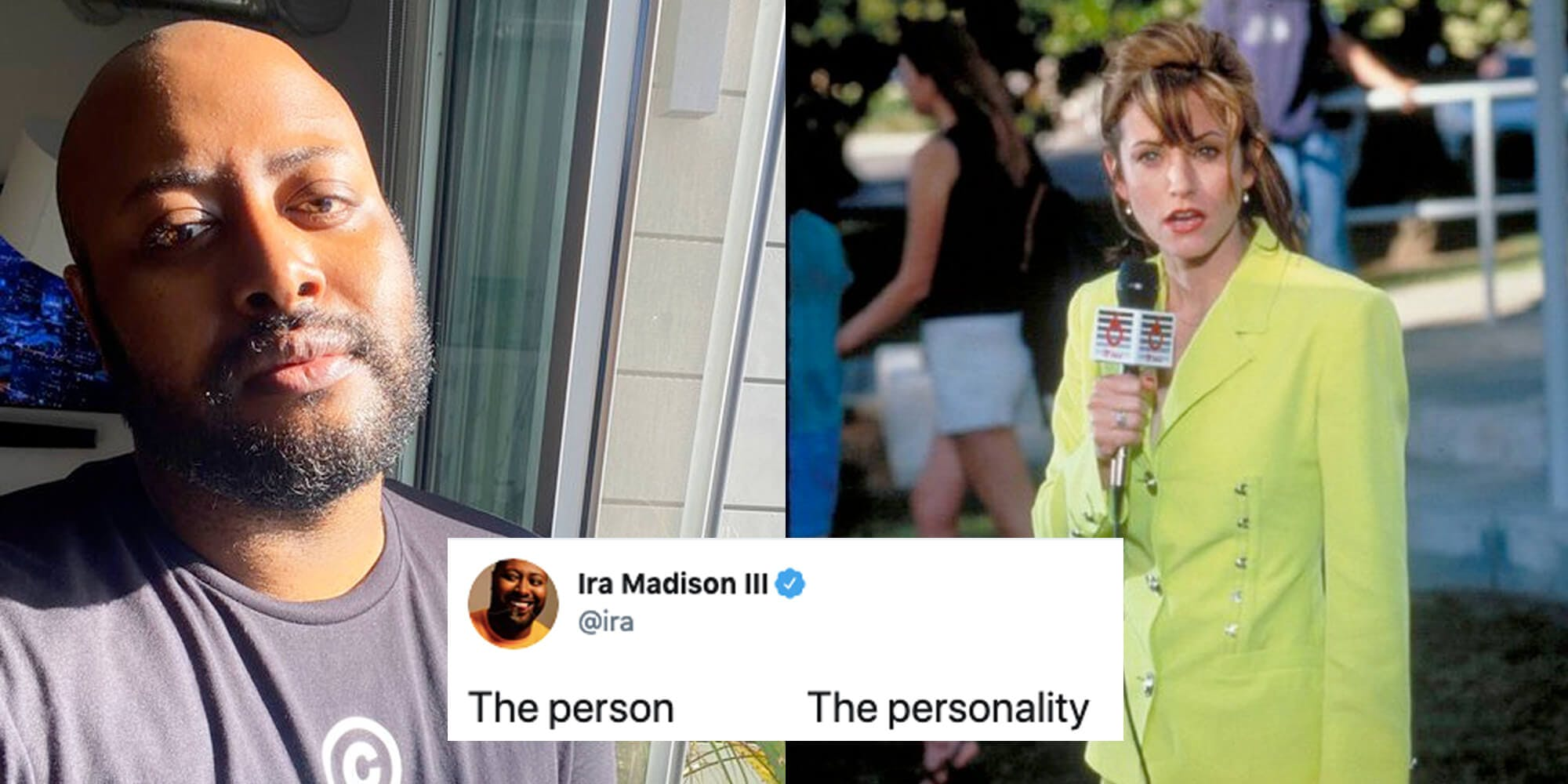 the person the personality meme