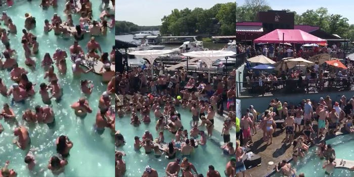 video lake of the ozarks party