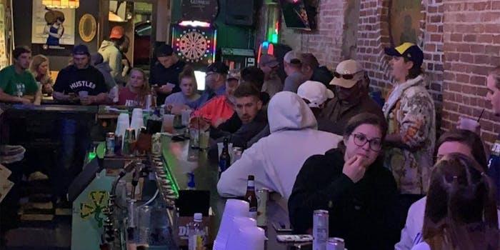 wisconsin bar patrons
