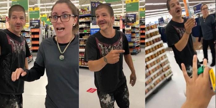 Minor Cat-Called Walmart