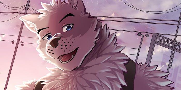 Adult Gay Furry Visual Novel Porn