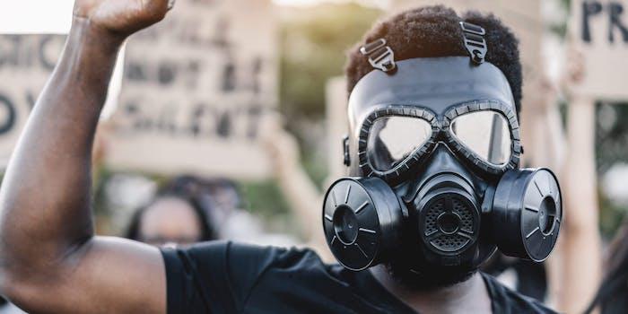 Black Lives Matter Protest Online Censorship