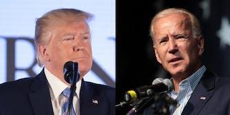 Donald Trump Joe Biden Iran China Hacking Campaigns