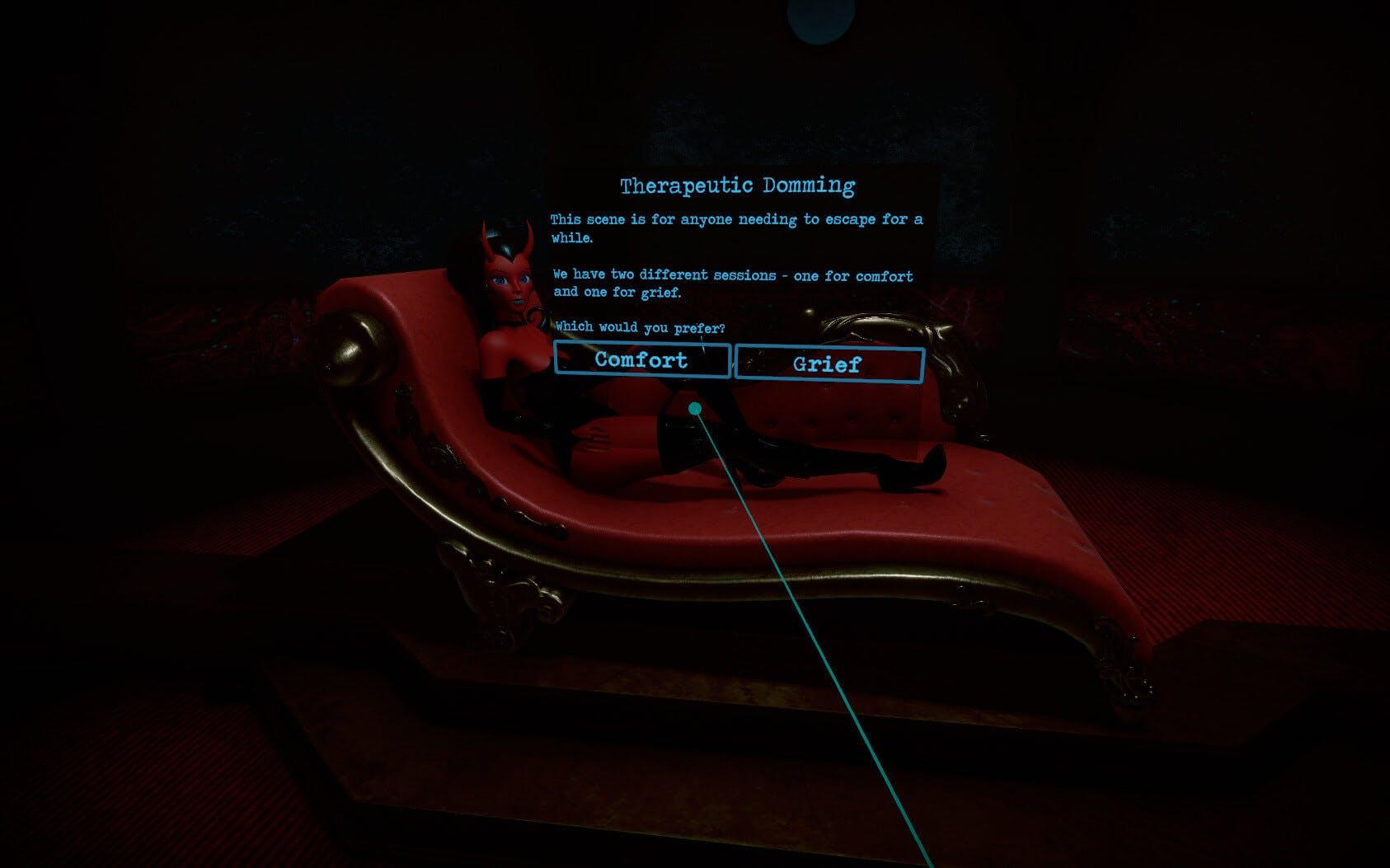 Femdom Dominatrix Simulator