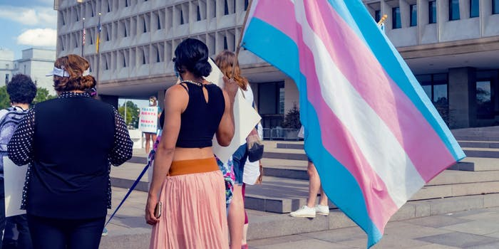 LGBTQ Supreme Court Transgender