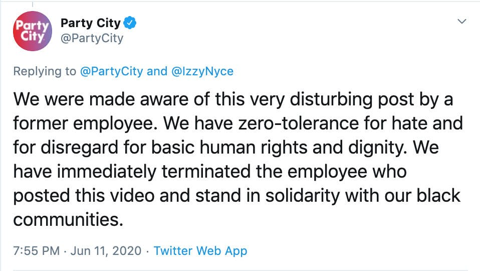 Party City - Twitter