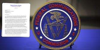 Republican Senators FCC Section 230