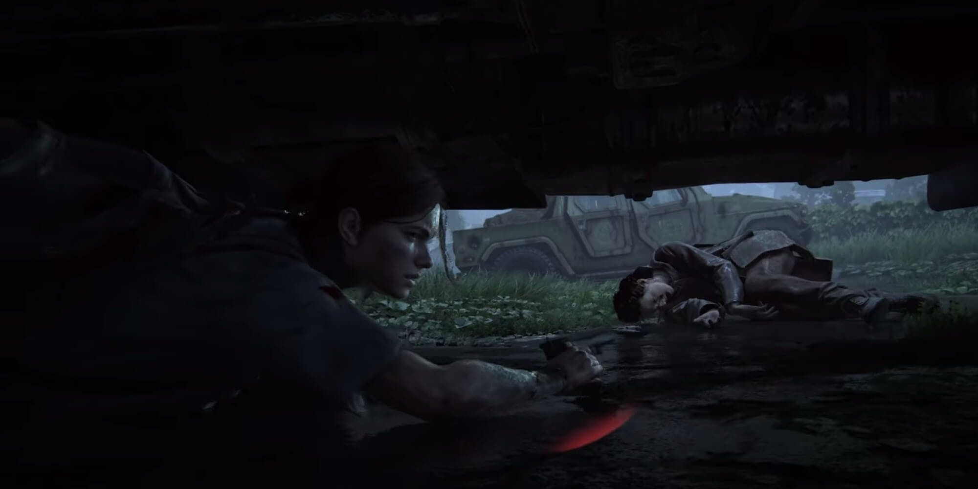 The Last of Us 2 - Gameplay