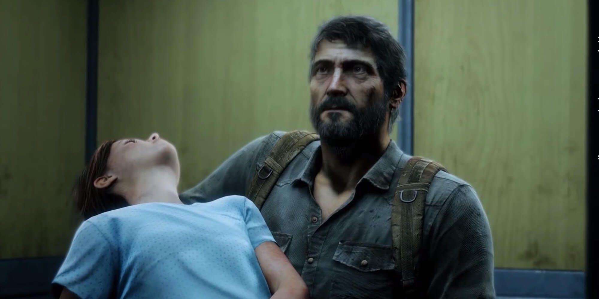 The Last of Us - Joel end