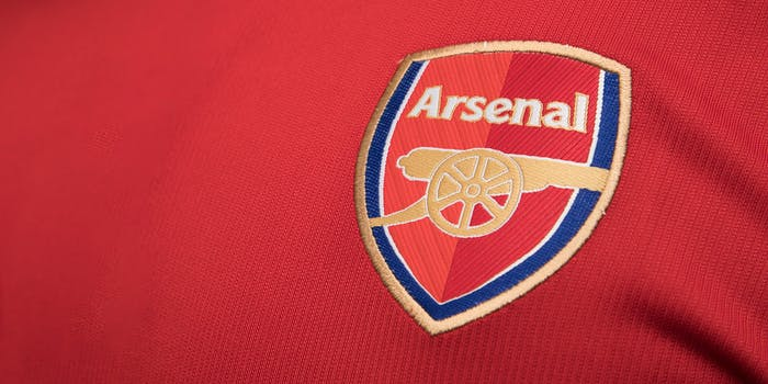 Arsenal logo stream arsenal live stream
