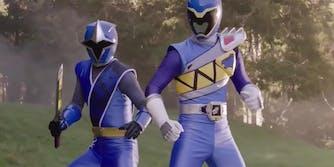 bluelivesmatter kpop power rangers