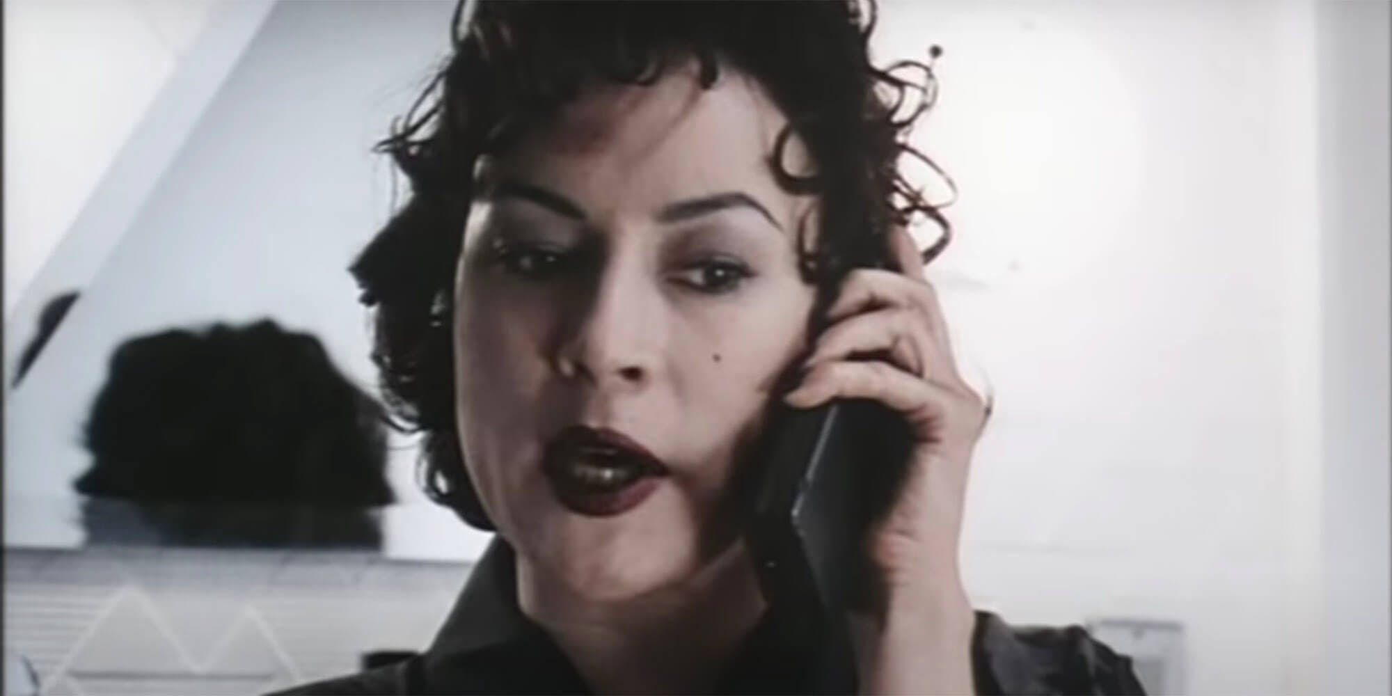 Bound trailer (Jennifer Tilly)