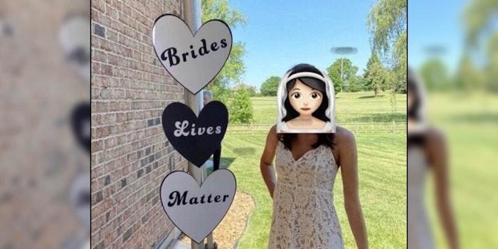 bride lives matter