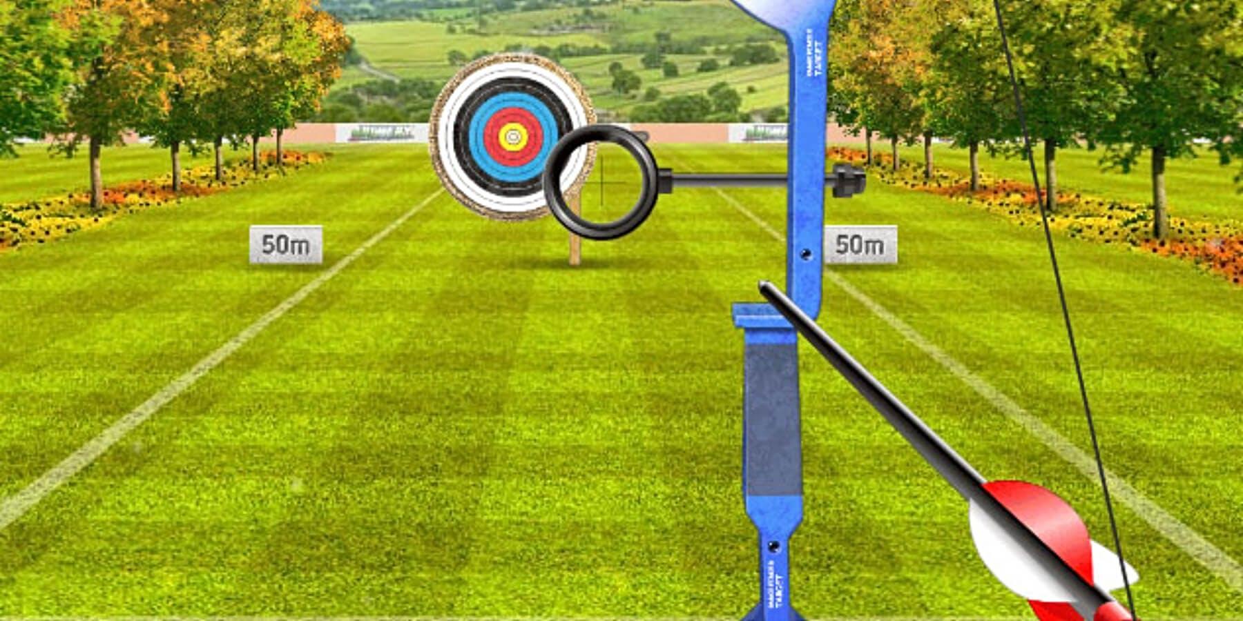 cool math games archery world tour