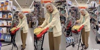 elderly karen