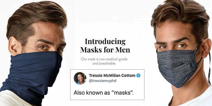 masks for men