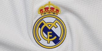 Real Madrid logo stream real madrid live