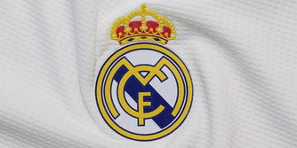 Real Madrid logo stream real madrid live
