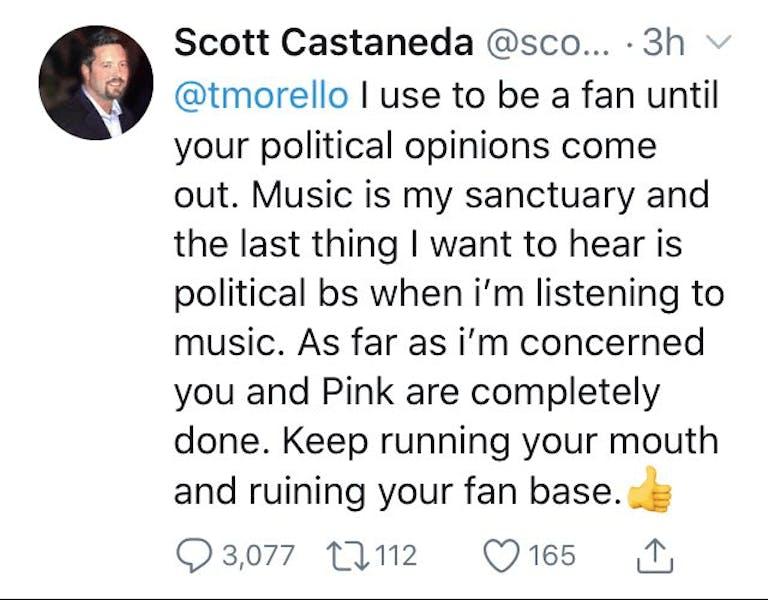 Scott Castaneda RATM
