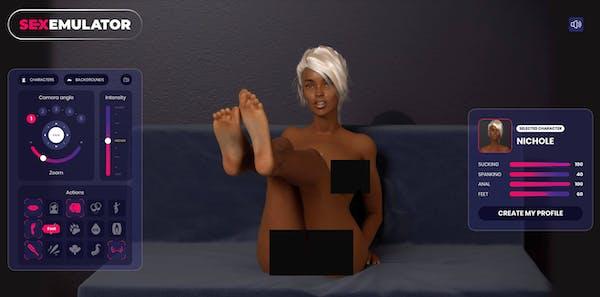 sexemulator is a sex simulation game