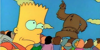 simpsons columbus beheading
