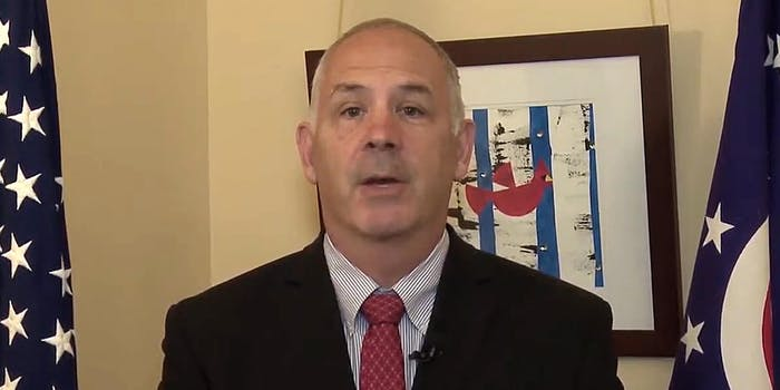Ohio state senator steve huffman