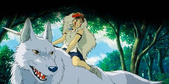 studio ghibli ranking - featured mononoke