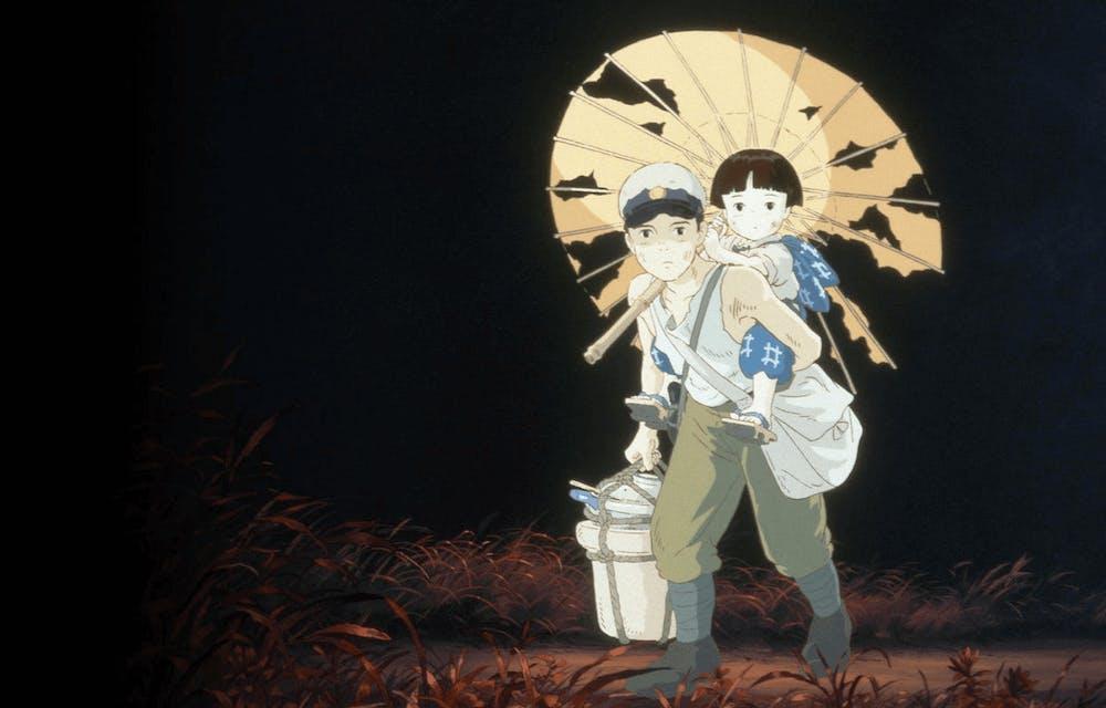 studio ghibli ranking - grave of the fireflies