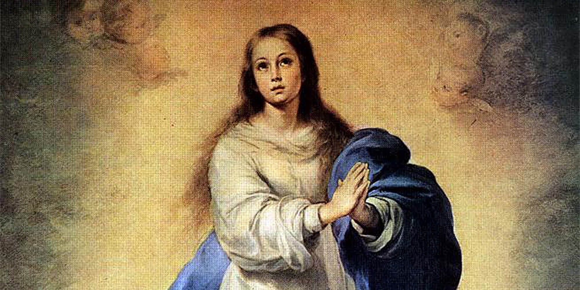 The Immaculate Conception by Bartolomé Esteban Murillo