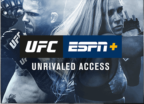 UFC app ESPN plus UFC 250 Nunes vs Spencer