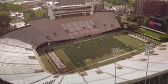 Vanderbilt University football stadium