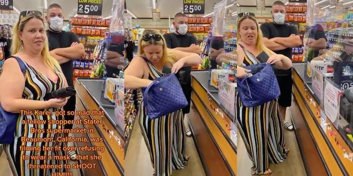 Supermarket Karen