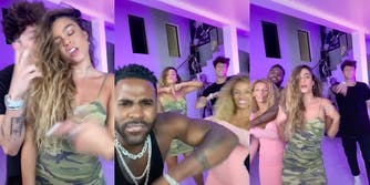 Jason Derulo lean like a cholo TikTok