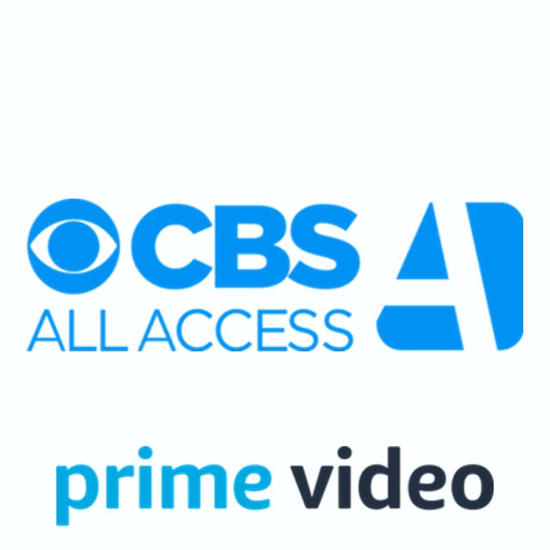 CBS All Access on Amazon Prime