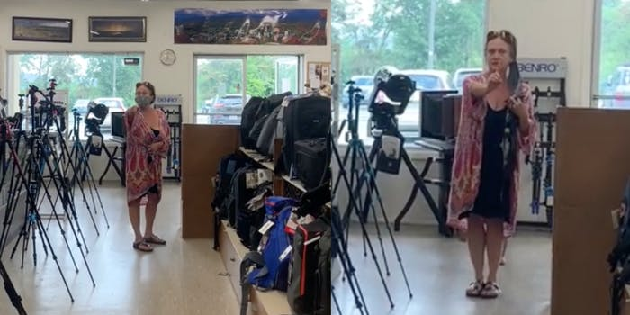 Camera shop Caren