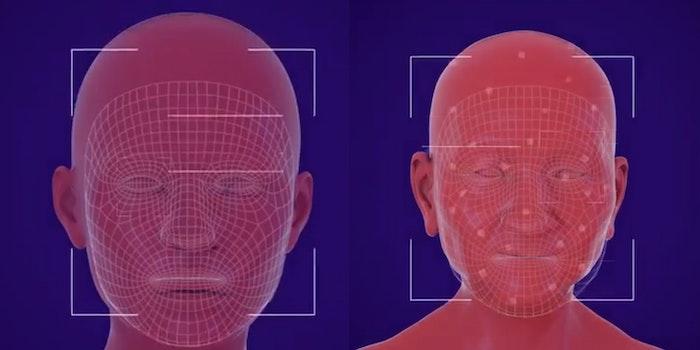 Facial Recognition Scoreboard