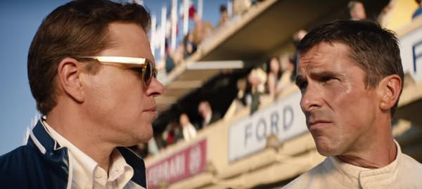 HBOgo best movies Ford v Ferrari