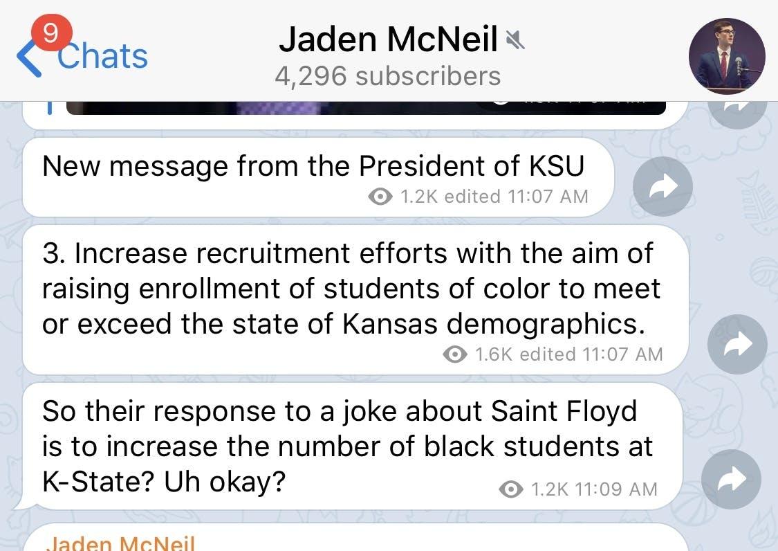 jaden mcneil kansas state university