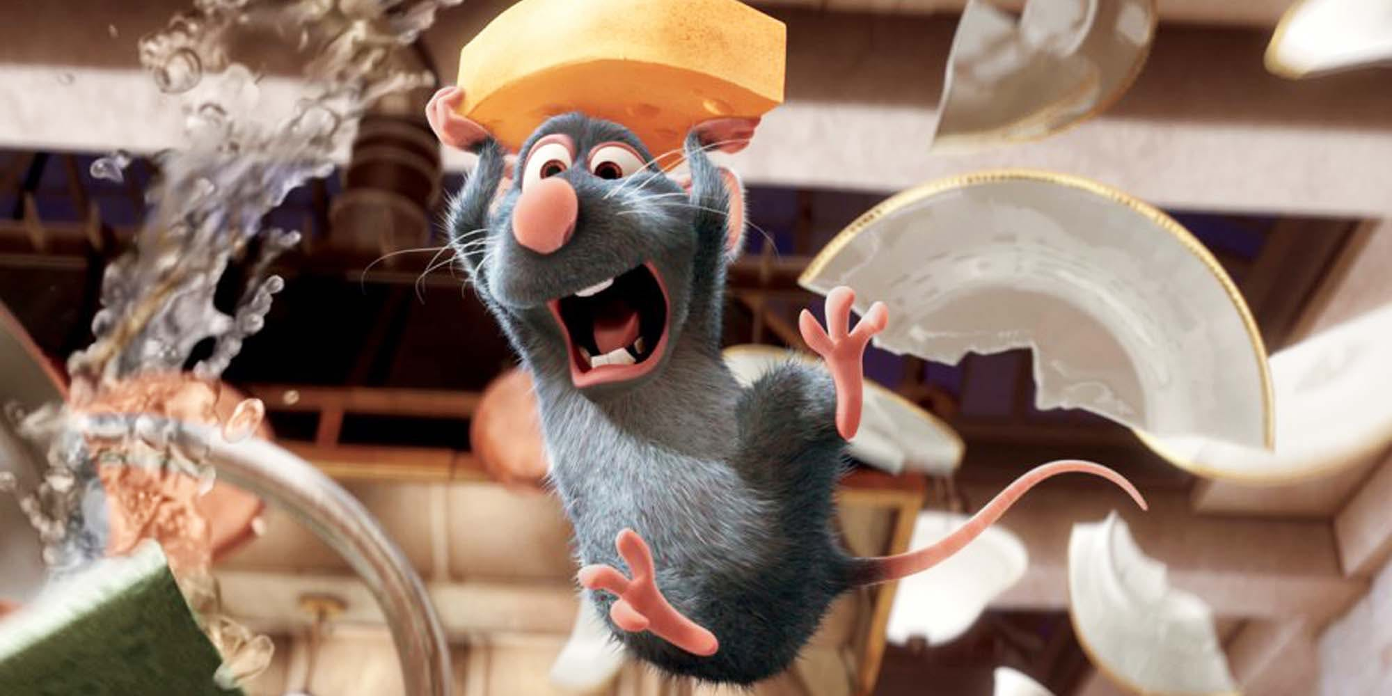 Ratatouille disney plus