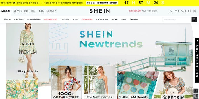 Shein-canceled-for-selling-swastika-necklace