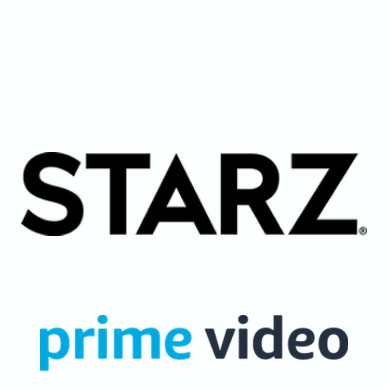 Starz on Amazon Prime