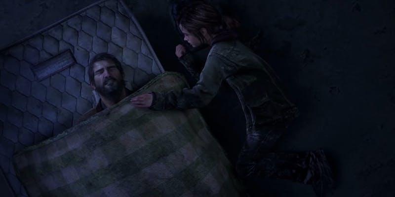 The Last of Us HBO - Joel and Ellie