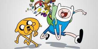 best cartoons for kids adventure time
