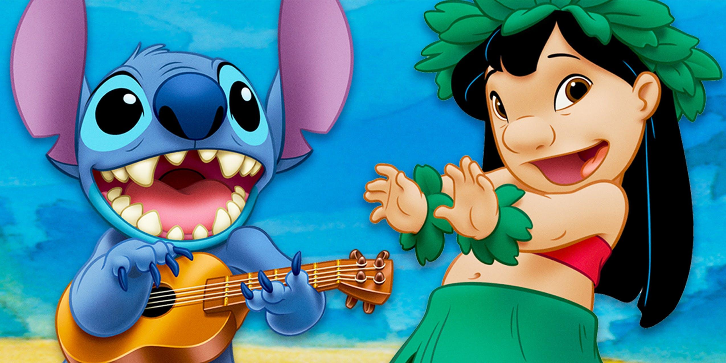 best movies Disney Plus Lilo and stich