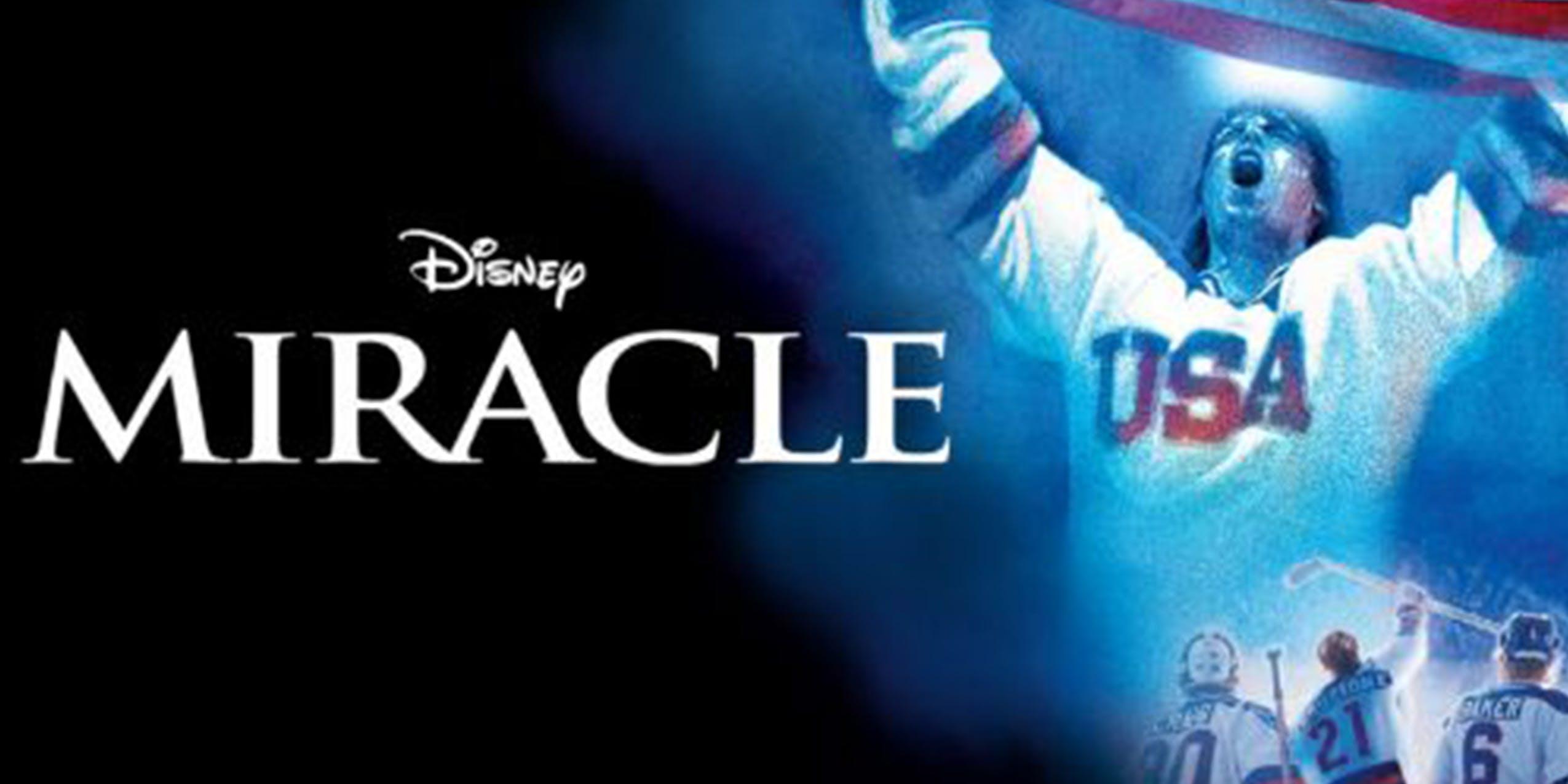 best movies disney Plus miracle