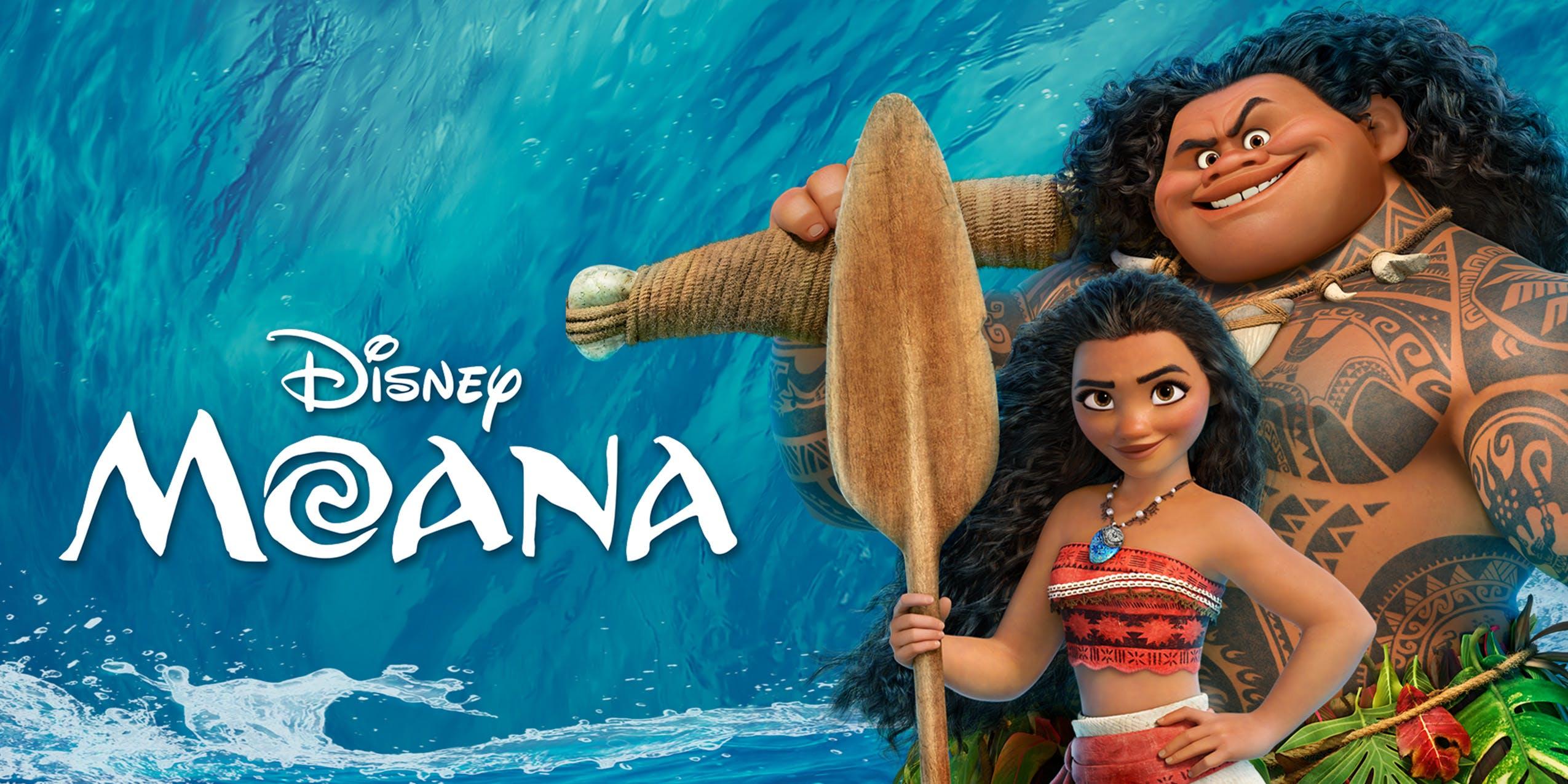 best movies Disney Plus Moana