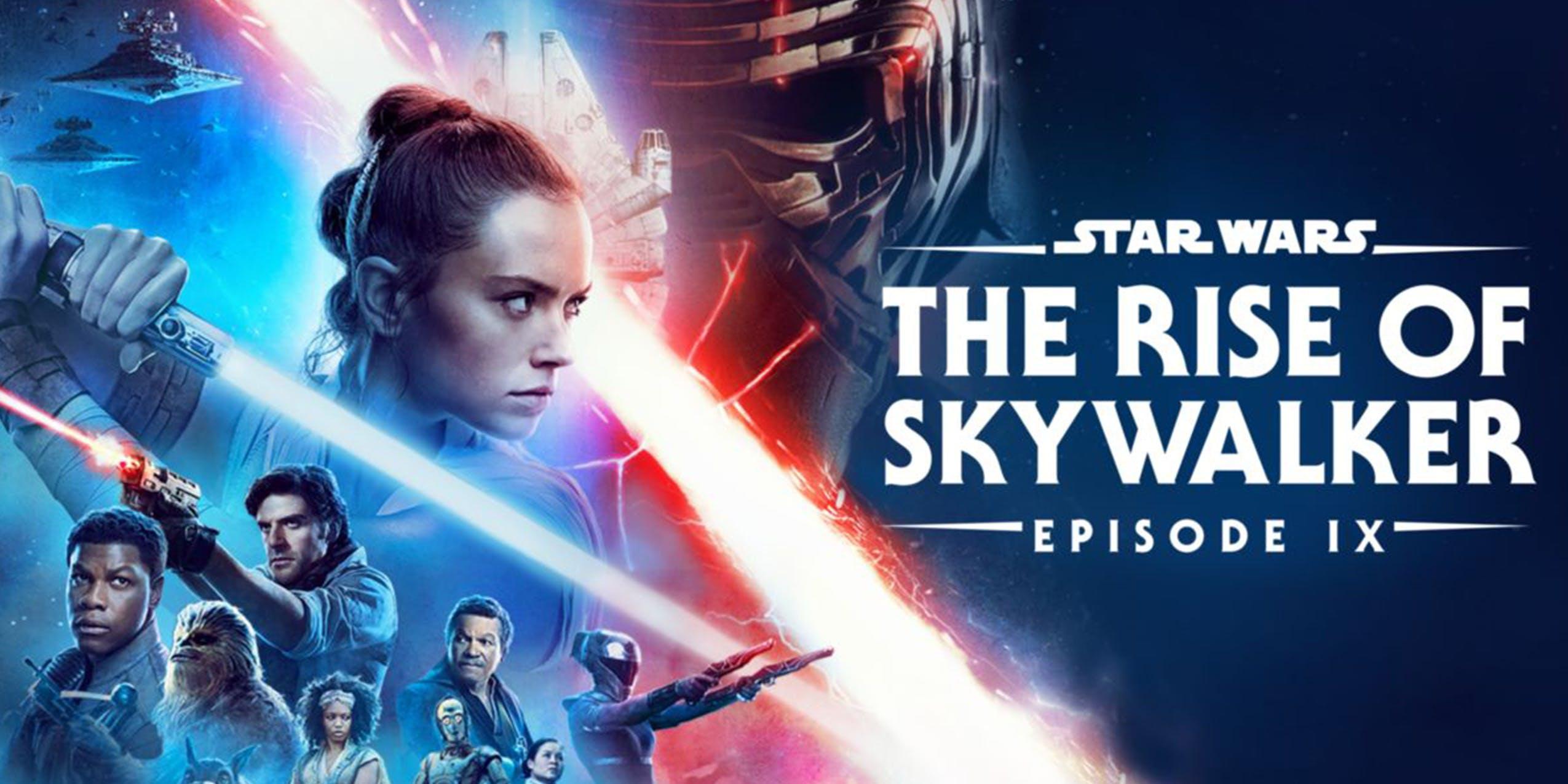 best movies Disney Plus Rise of Skywalker
