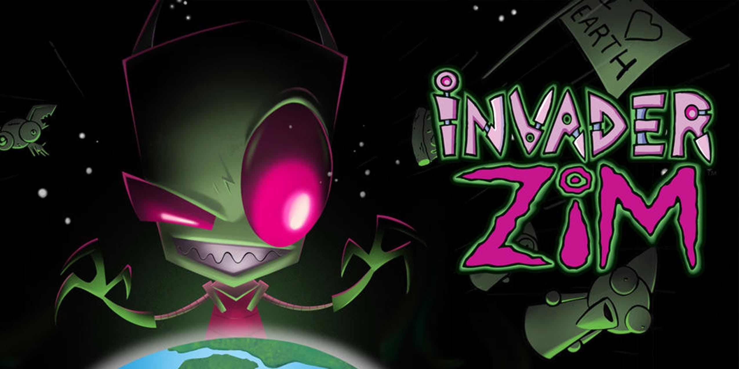 best sci fi shows hulu invader zim