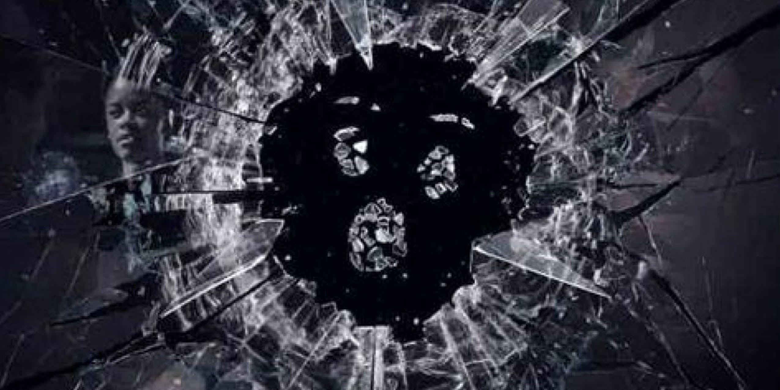black mirror Netflix original series