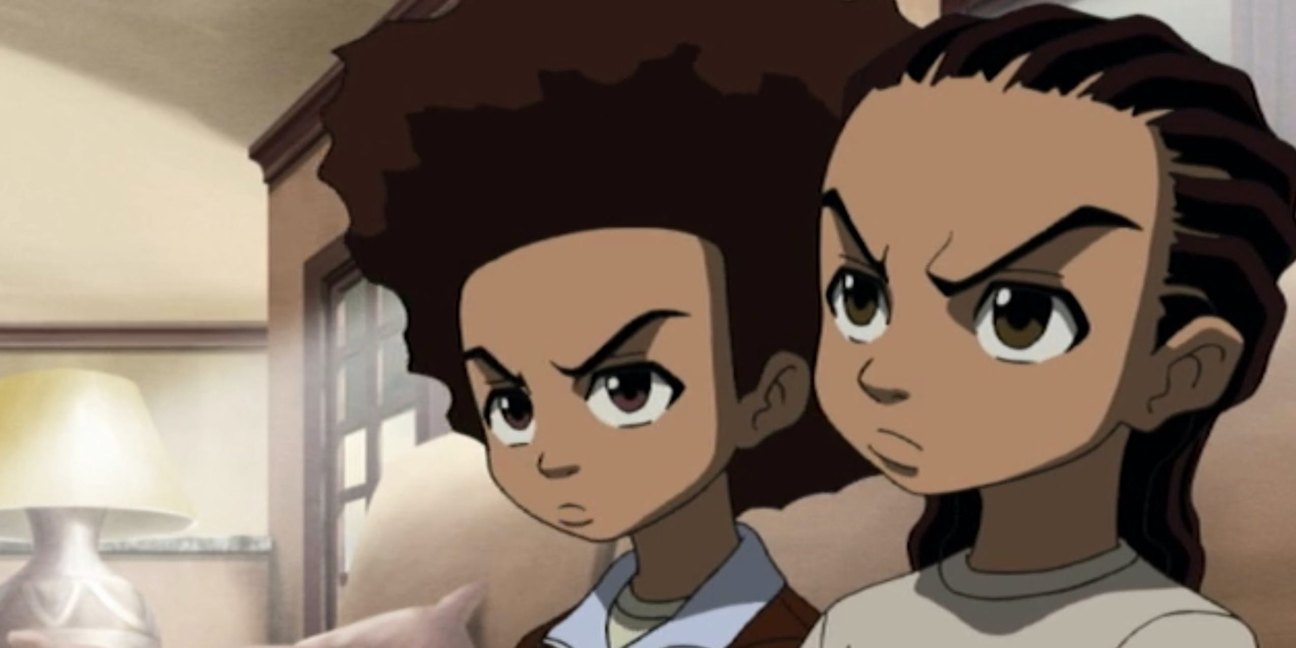 boondocks best adult cartoons hulu